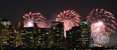 Cheap Vacation Ideas - Free Fireworks