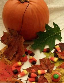 Halloween wedding ideas with pumpkins