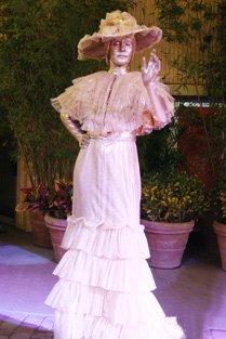 Old Fashion Wedding Dress