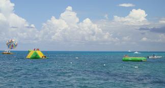 Bermuda's beautiful beach