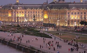 Bordeaux, France as a beautiful Honeymoon Location