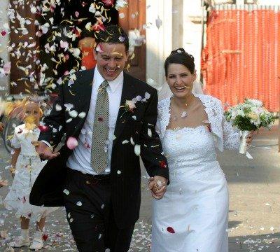 Gorgeous wedding in Tuscany Italy