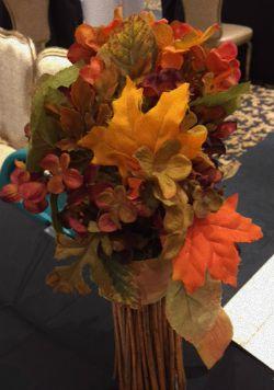 Unique Wedding Bouquets - Silk flowers