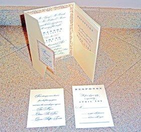 Elaborate wedding invitation ideas