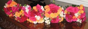 Beautiful wedding flower ideas
