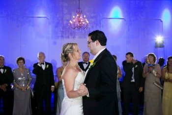 Wedding Reception Etiquette Bridal Couple Dancing Pic