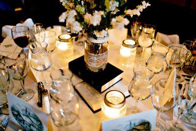 Western Wedding Theme Ideas for a Centerpiece